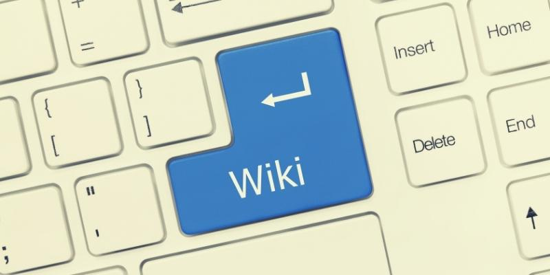 Keep track of all documentation with a built-in wiki.
