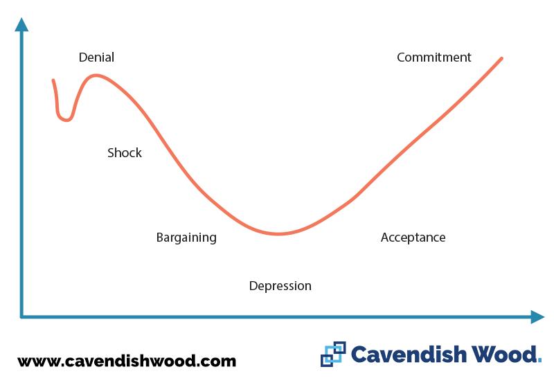 Kubler-Ross Change Curve - Cavendish Wood Blog