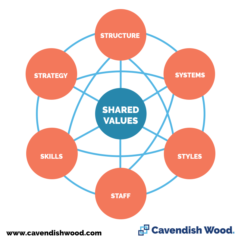 Mckinsey's 7's Model - Cavendish Wood Blog