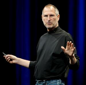 Transformational Leader #1 Steve Jobs