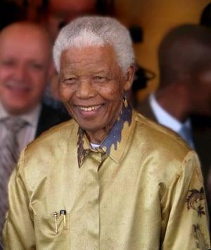 Transformational Leader #2 Nelson Mandela