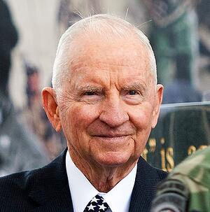 Transformational Leader #4 H. Ross Perot